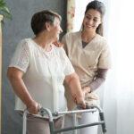 Betreutes Wohnen im Alter - Unterstützt werden und die Selbstständigkeit beibehalten