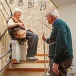 Mit Treppenlift zum barrierefreien Wohnen