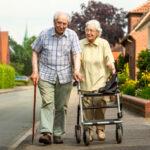 Mobiltätshilfen im Alter